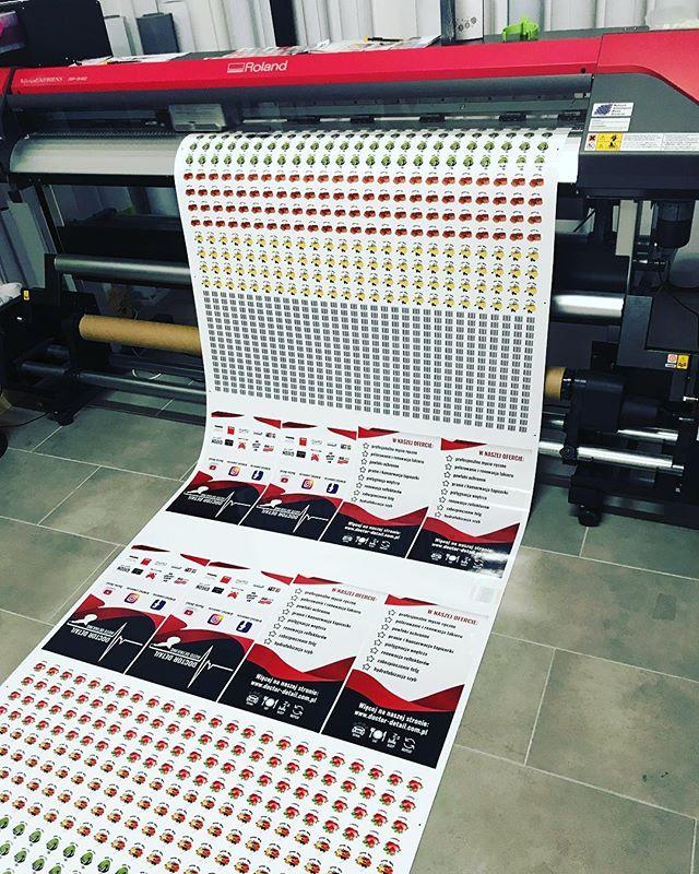 #naklejki #drukarnianaklejek
