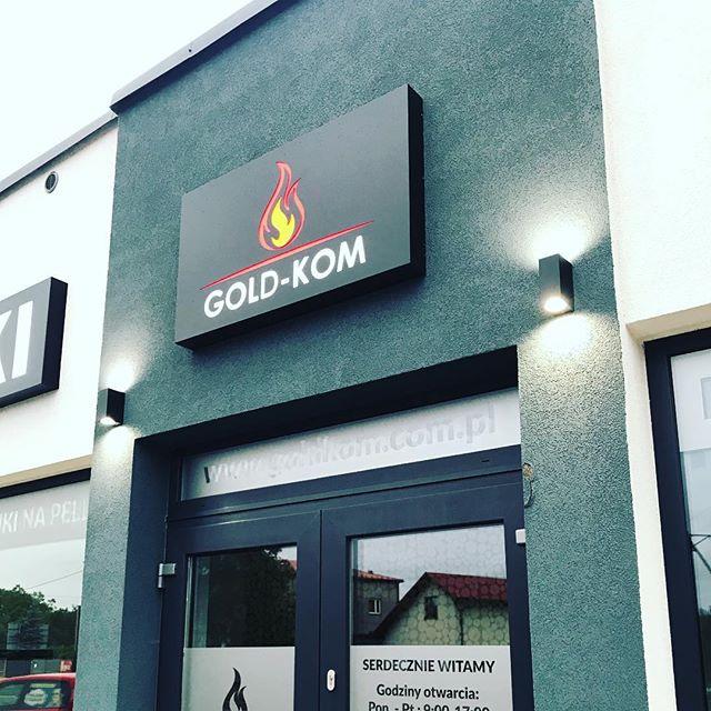 #kasetondibond #kasetonyreklamowe #led #goldkom