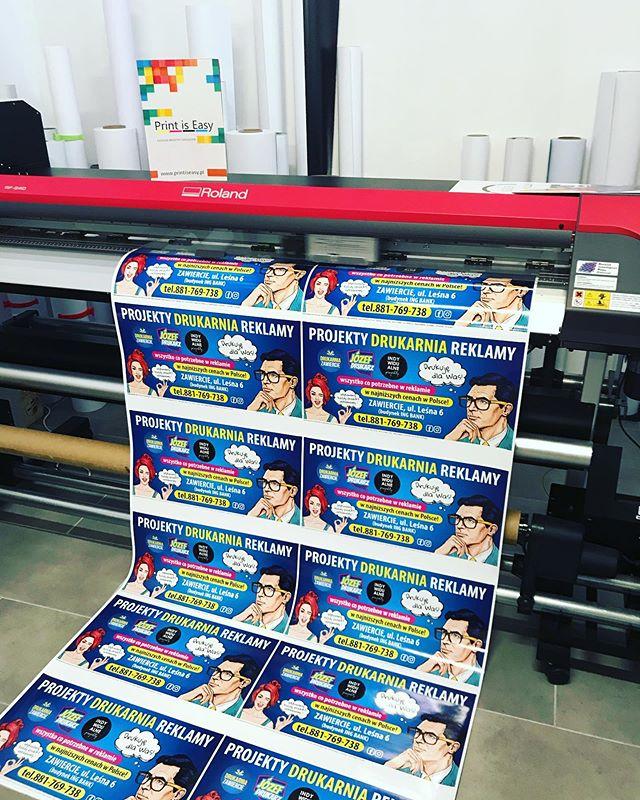 #drukarnia #reklamy
