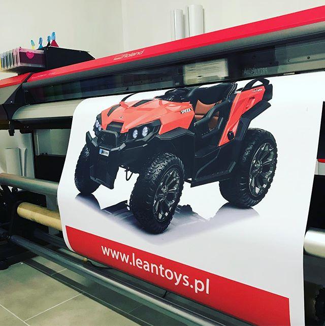 #drukarnia #quad _lean_toys