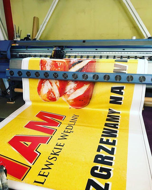 #baneryXXL #drukarnia #królewskiewędliny