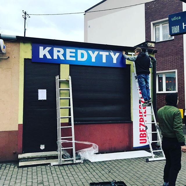 #montujemy #reklamy #kredyty
