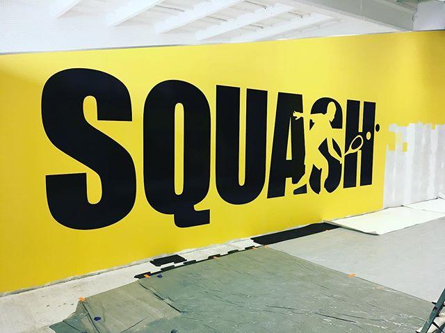 #squash #sport #fitness #sciana #wall #n