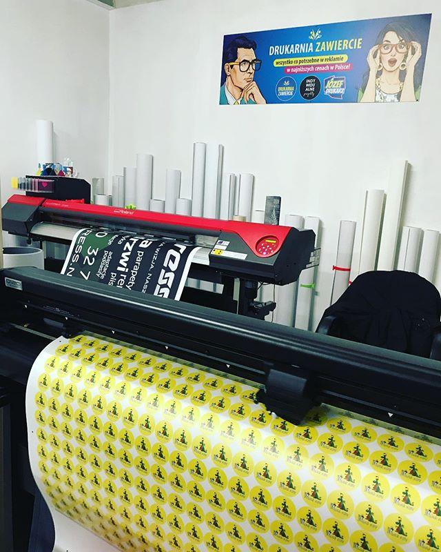 #drukarnianaklejek #naklejki #drukarnian