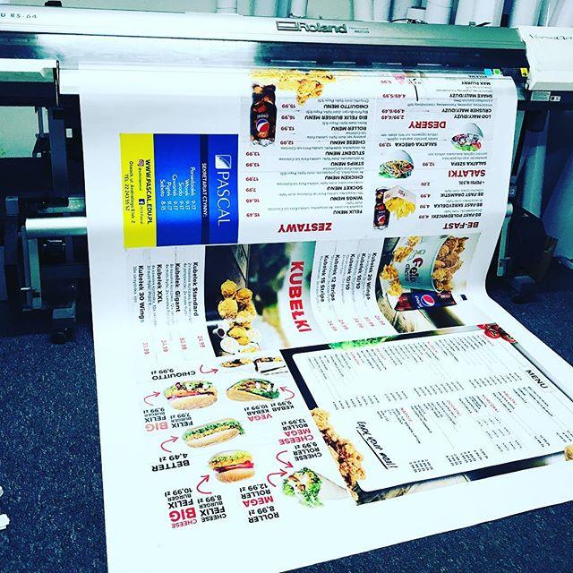 Wydruki wielkoformatowe - zamów już dziś - szybko drukujemy i wysyłamy na cała Europę ❤️