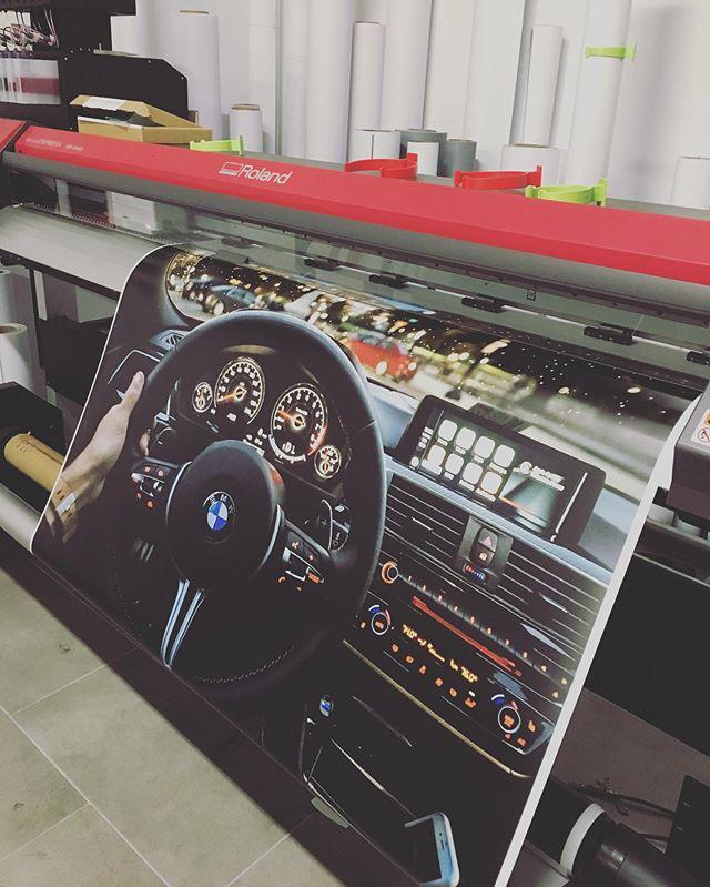 #bmw #bmwpolska #drukarnia #print #pos #