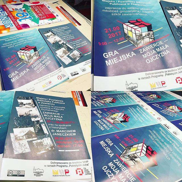 #plakaty #drukarnia #reklamy #biblioteka