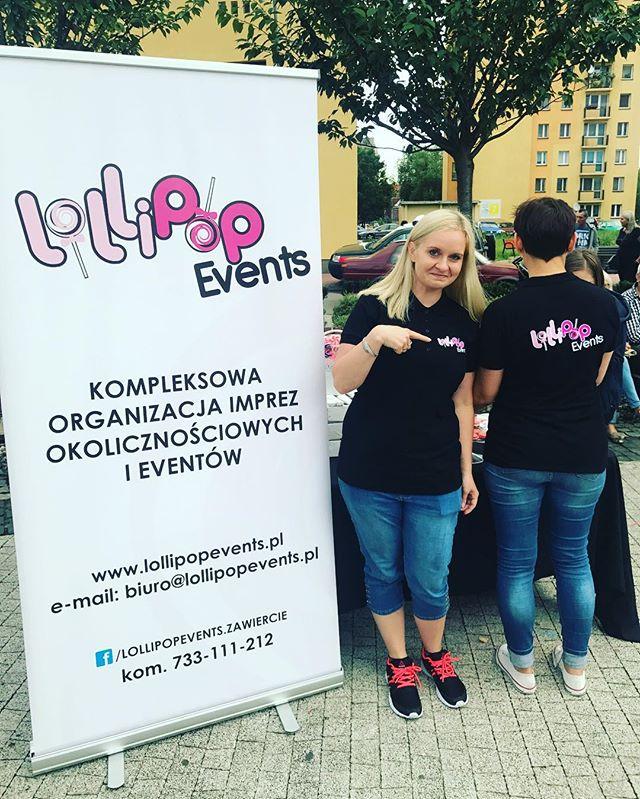 Nasze kolejne realizacje widoczne na imprezie Pascal _lollipop_events_zawiercie ipop_👌