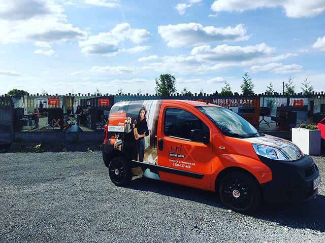 #oklejamypojazdy #drukarnia #blum #unix