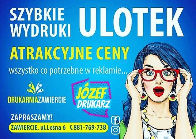 #ulotki #ulotkionline #ulotkikinowe #ulotkireklamowe #ulotkiskladane #ulotki_premium #ulotki_składan
