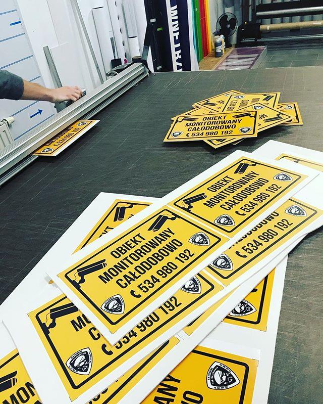 #tablice #tabliczki #drukarnia #keencut❤