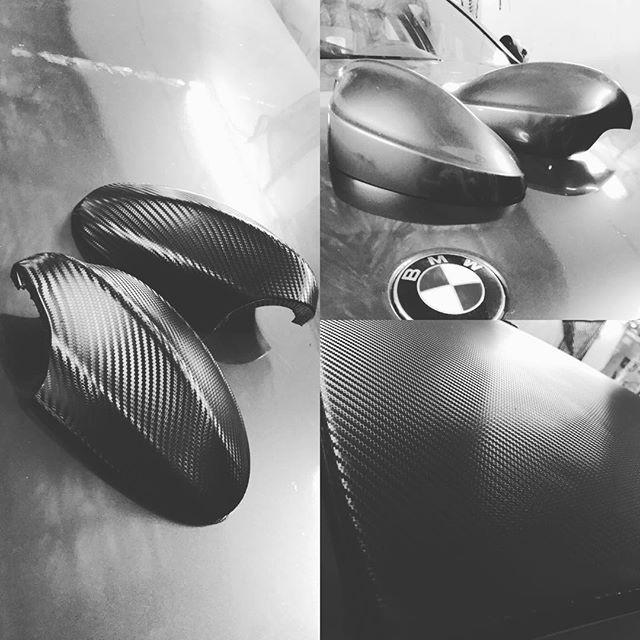 #carbon #tuning #oklejaniepojazdow #zmianakoloruauta #wrap #wrapcars #silesia #bmwsilesia #silesiabm