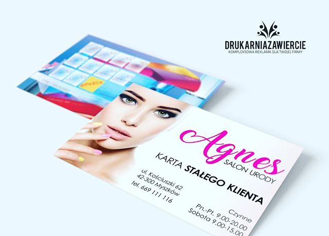 1000 szt #drukarnia #reklamy #wizytowka #biznes #firma #kolory #print #graphic #design #market