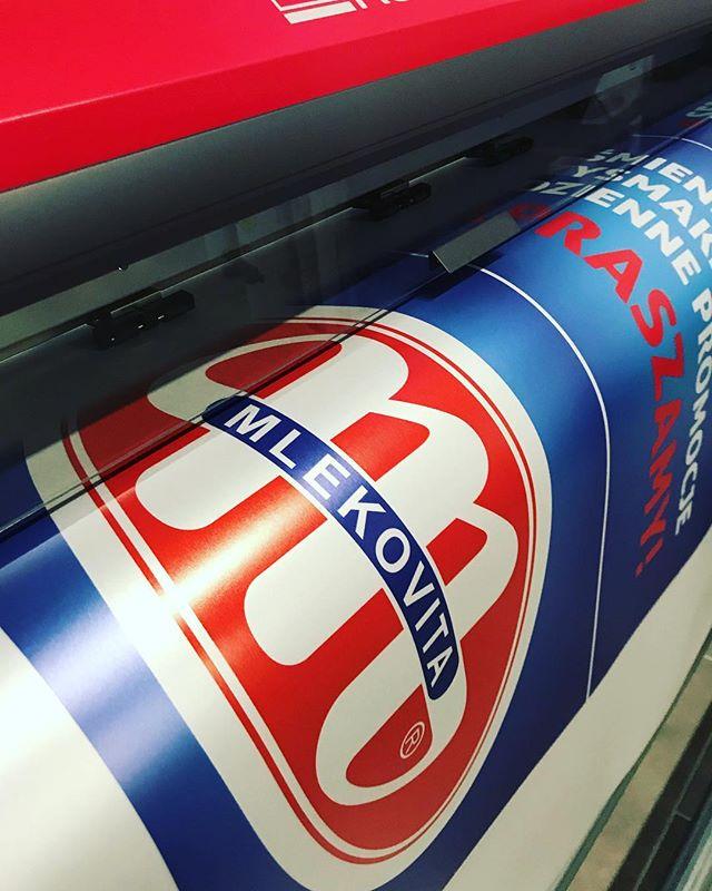 #mlekovita #drukarnia #wydrukireklamowe.