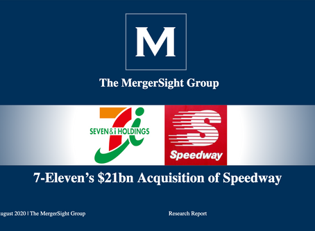7-Eleven's $21 Billion Acquisition of Speedway
