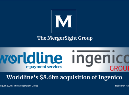 Worldline's $8.6 Billion Acquisition of Ingenico