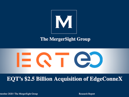 EQT to acquire global data center provider EdgeConneX