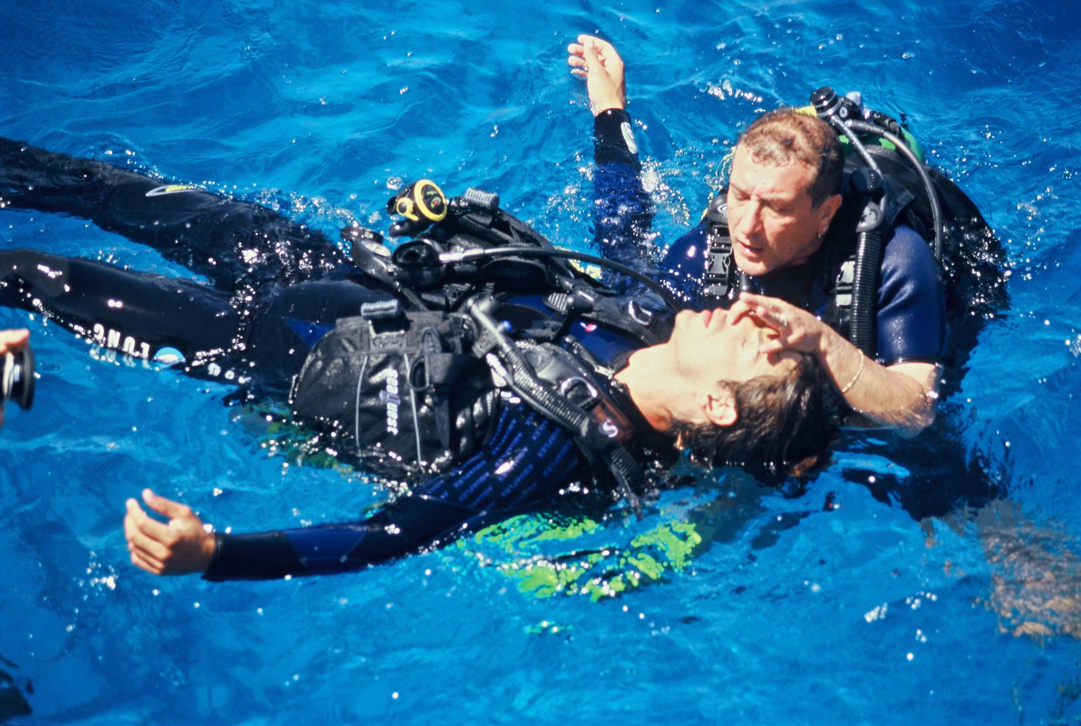 Rescue Diver