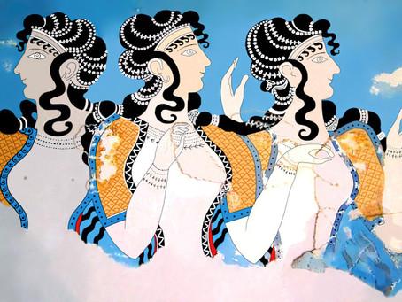 International Women's Day     Cretan Women Talks                     March 8th, 7:30-8:30pm