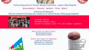 Children / Youth Spirit Fun Day!