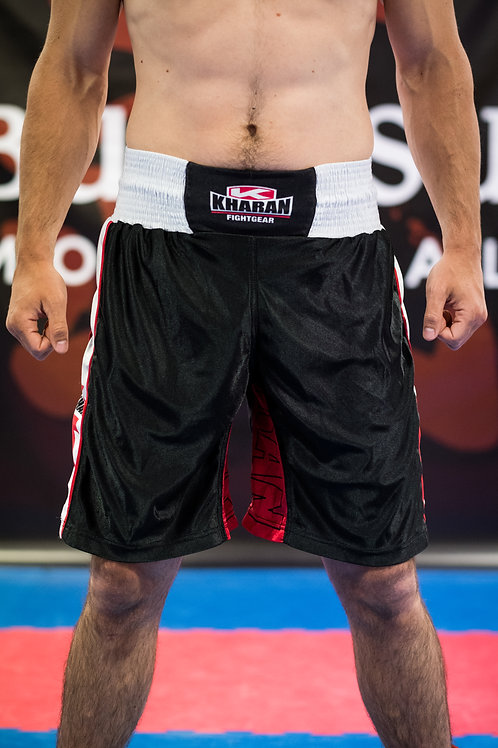 Shorts de boxe/kickboxing