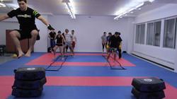 kickboxing_class_agility_ladder