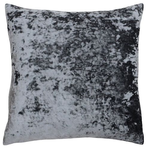 Verona Cushion Pewter 55cm x 55cm