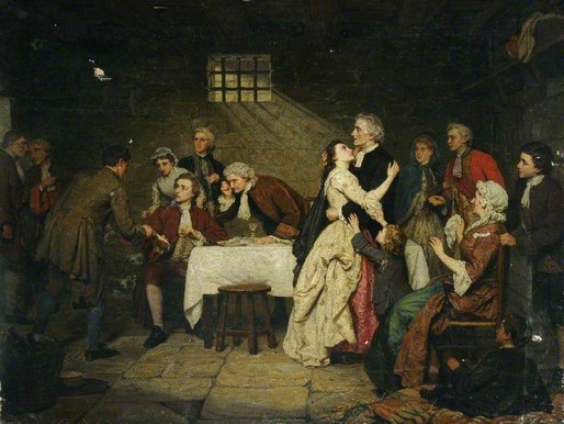 The Vicar of Wakefield: A Righteous Sinner - by Laura Dame
