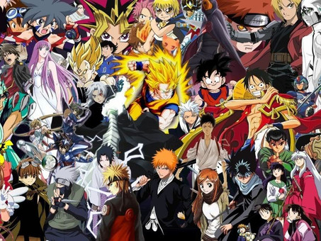 Anime's Journey to Becoming a Global Representative of Japanese Culture - by Zainab Sayed
