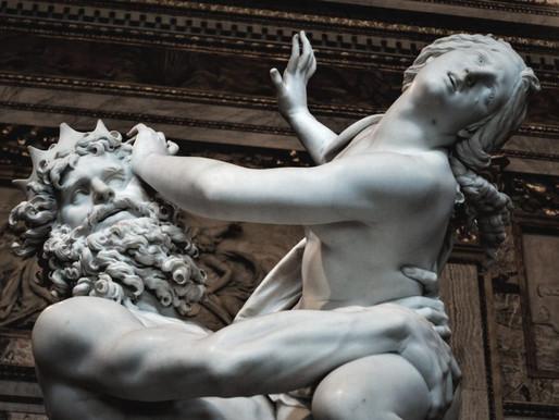 Speaking for Lavinia and Burying Antigone: The Art of Persephonic Confessionalism - Rowan Manzer