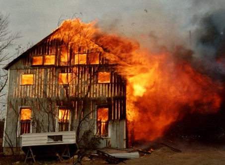 "Blood Thicker Than Oil: An Analysis on William Faulkner's ""Barn Burning"" - By Alaina Barnett"