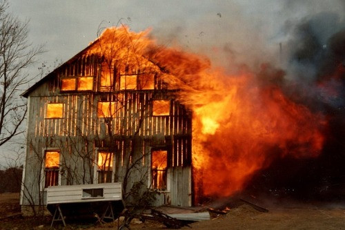 "Blood Thicker Than Oil: An Analysis on William Faulkner's ""Barn Burning"" - By Alaina Barnett"