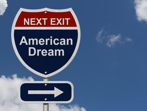The Widening Gap in the American Dream - by Kathryn Garrett