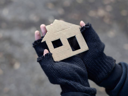 A One-Sided Story: Society's One-Dimensional View of Homelessness - by Katiannah C. R. Henken