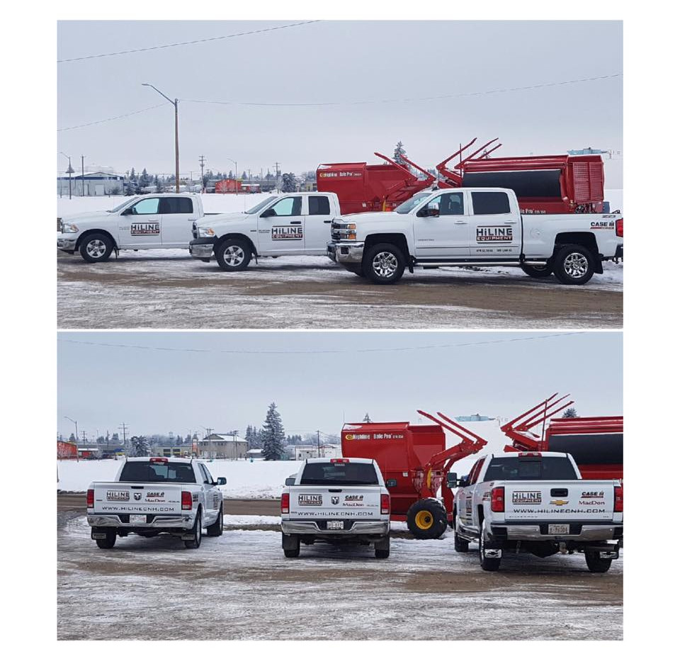 HiLine Equipment Fleet
