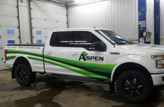 Aspen Truck