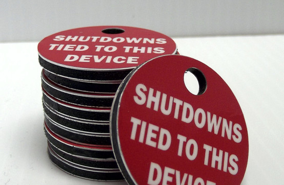 Shut Down Tags