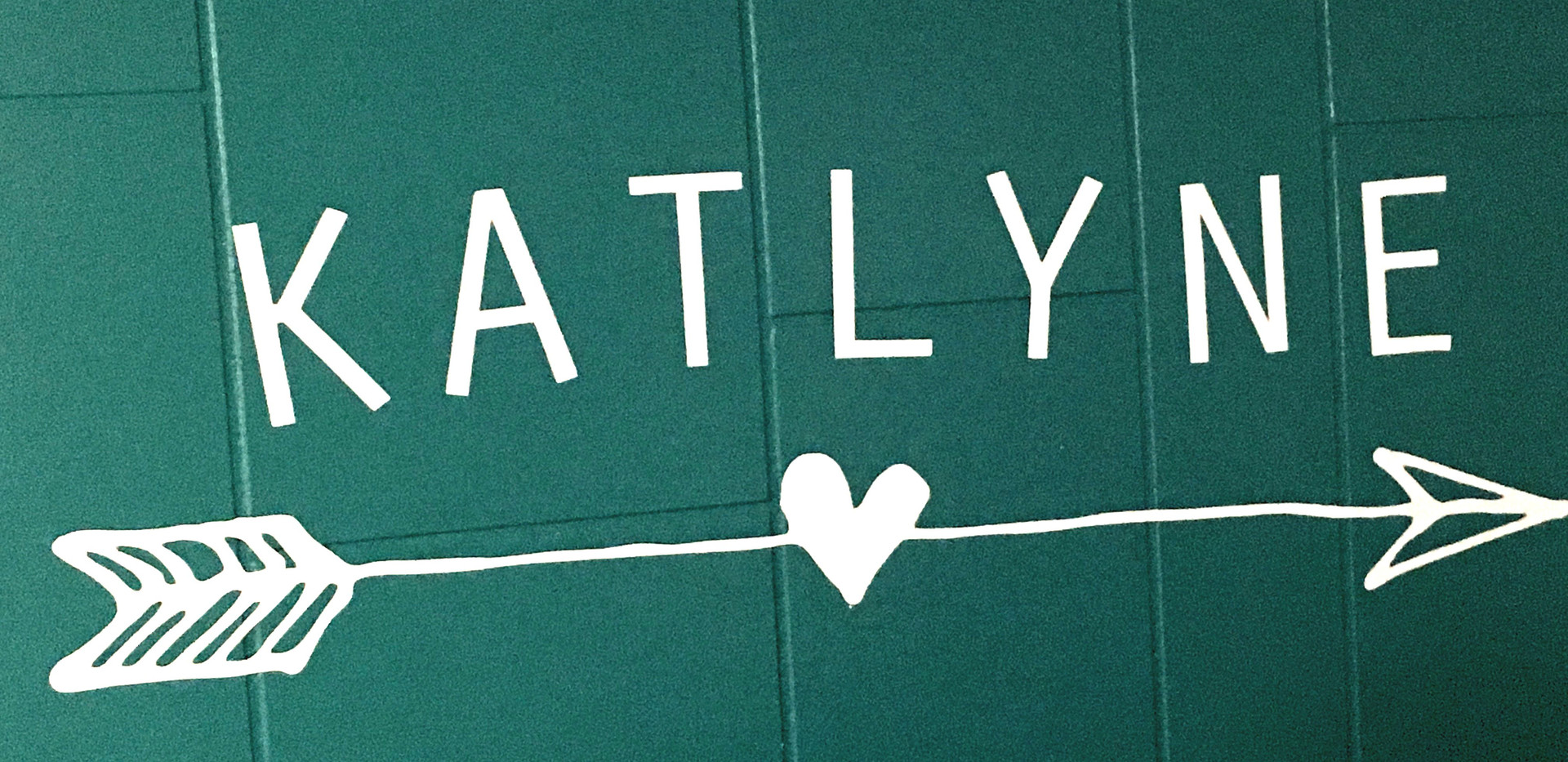 Katlyne's Customized Wall Art
