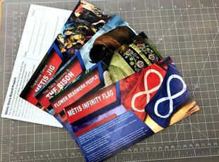 Metis Hivernant Post Cards