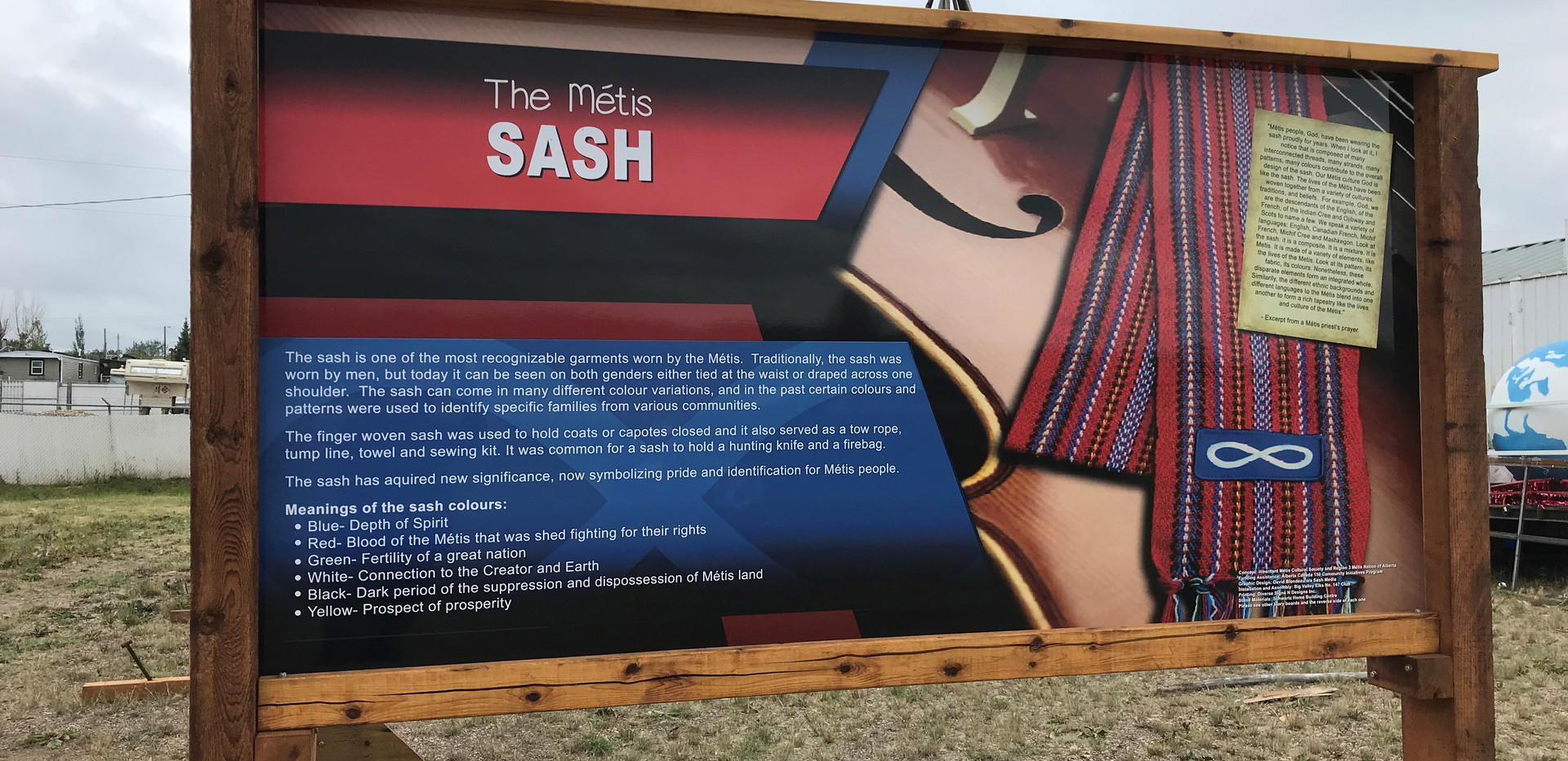 Big Valley Metis Story Boards