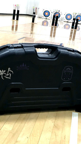Archery Bow Case Decal