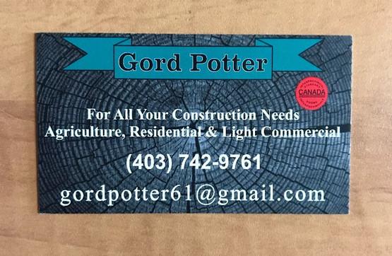 Gord Potter