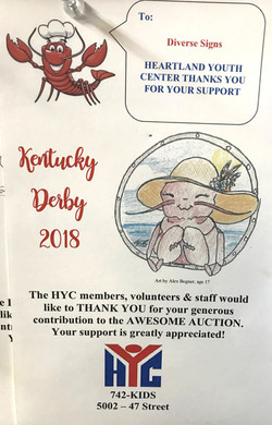 HYC Kentucky Derby 2018