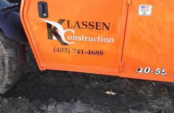 Klassen Construction