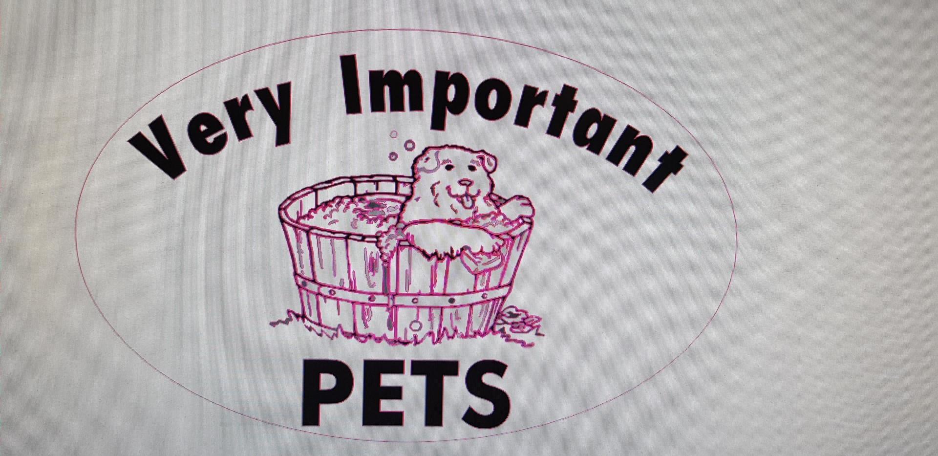 VIP PETS Logo Design