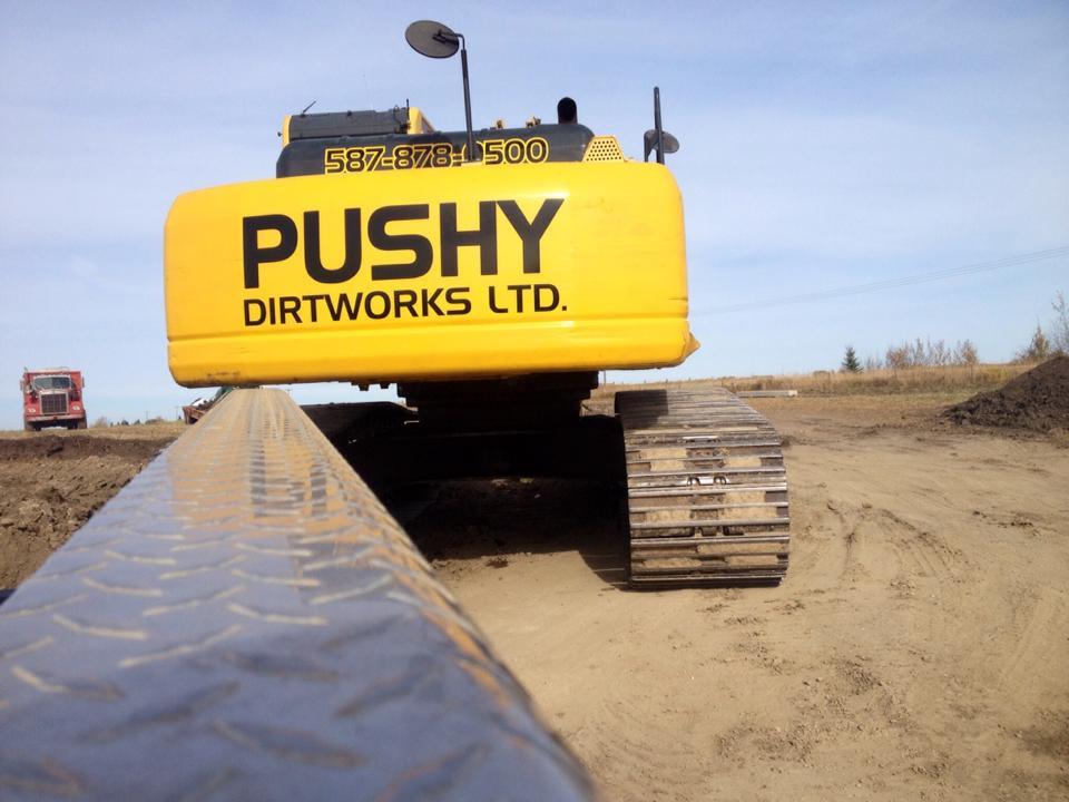 Pushy Dirtworks Ltd