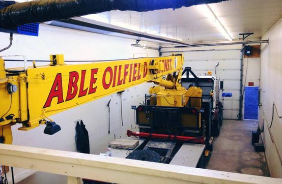 Able Oilfield