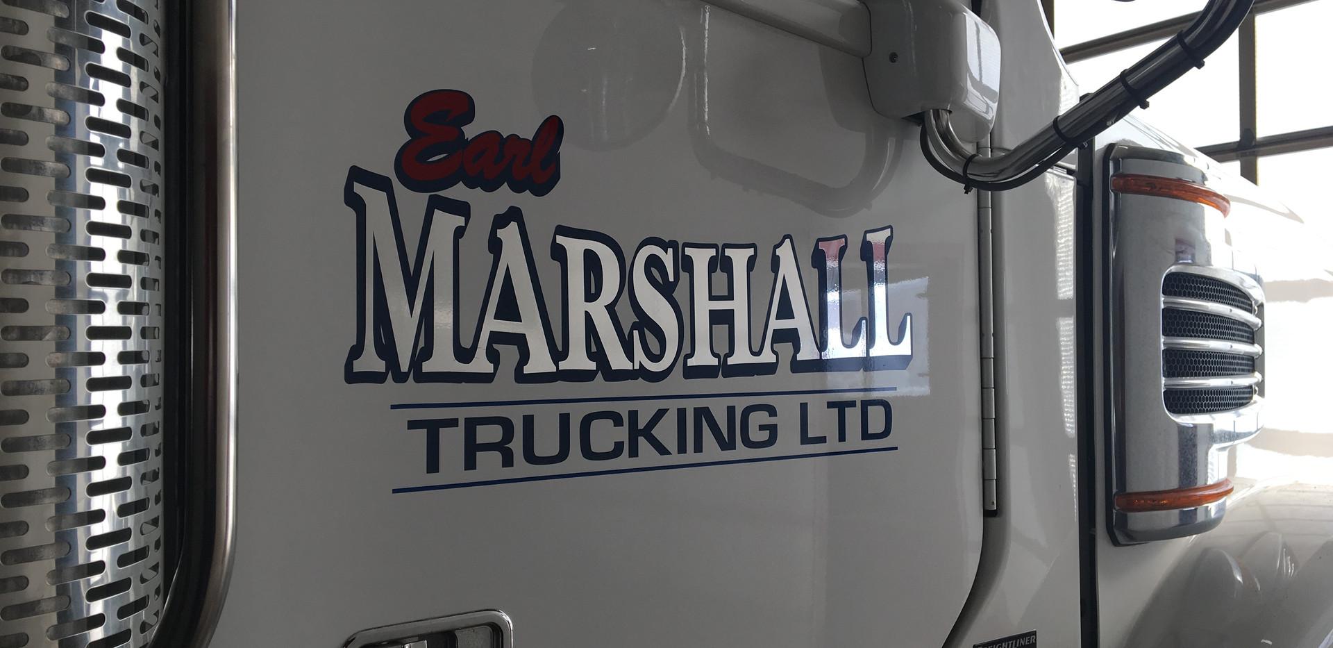 Earl Marshall Trucking.JPG