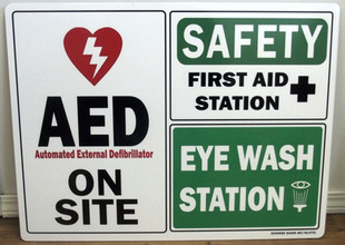 Safety & Regulated Signs