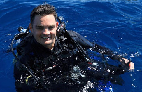 The Flying Chef   Divemaster